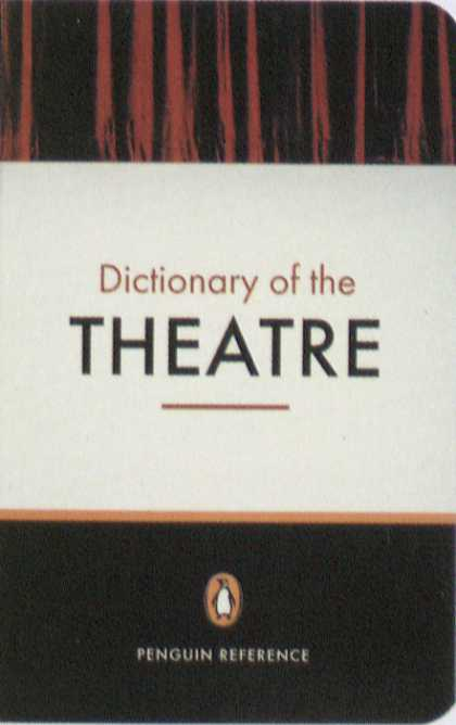 Penguin Books - Dictionary of Theatre