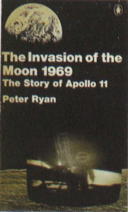 Penguin Books - The Invasion of the Moon 1969