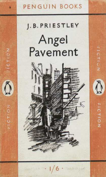 Penguin Books - Angel Pavement
