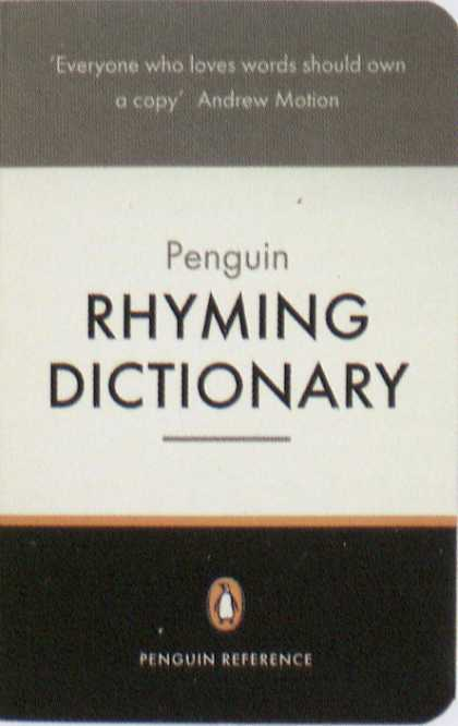 Penguin Books - Rhyming Dictionary