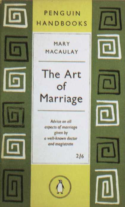 Penguin Books - The Art of Marriage
