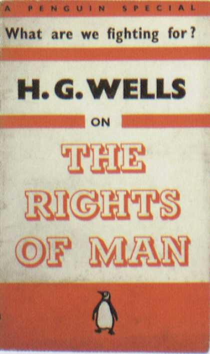 Penguin Books - The Rights Of Man