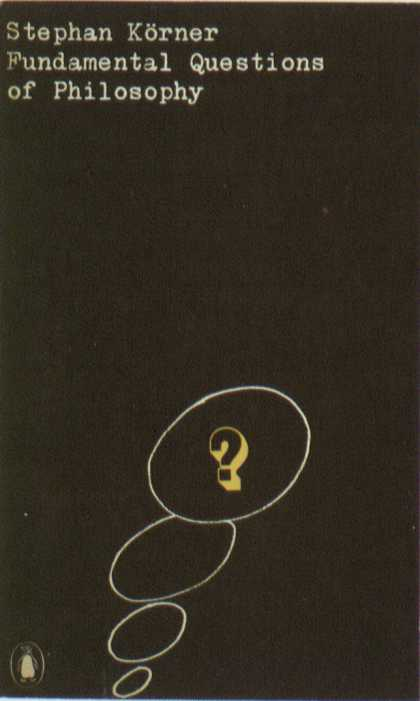 Penguin Books - Fundamental Questions of Philosophy