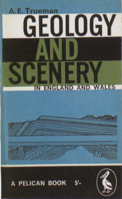 Penguin Books - Geology and Scenery