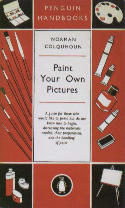 Penguin Book Cover Make Your Own : Penguin book covers