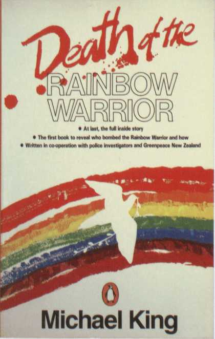 Penguin Books - Death of the Rainbow Warrior