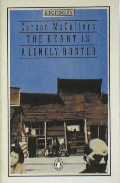 Penguin Books - The Hear is a Lonely Hunter