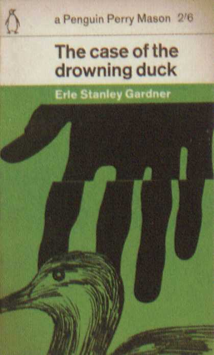 Penguin Books - The Case of the Drowning Duck