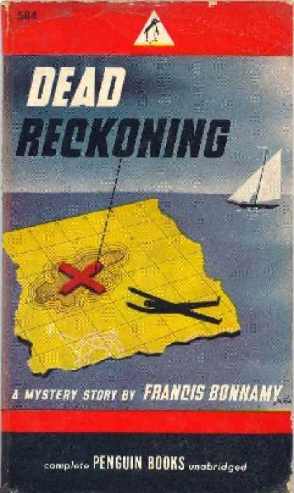 Penguin Books - Dead Reckoning - Francis Bonnamy