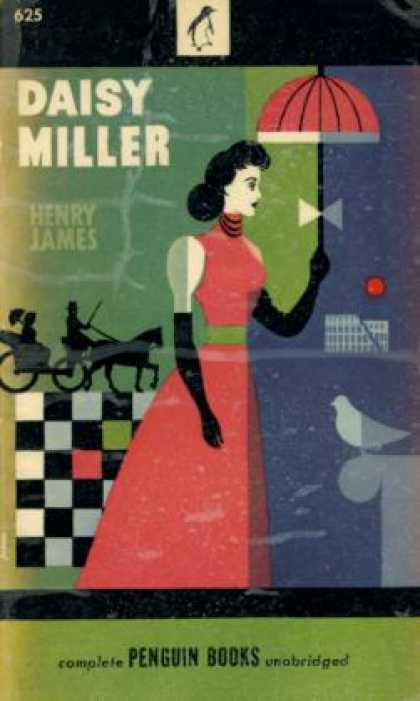 Penguin Books - Daisy Miller - Henry James