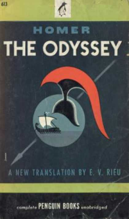 Penguin Books - The Odyssey