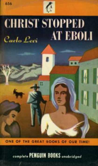 Penguin Books - Christ Stopped at Eboli: The Story of a Year - Carlo Levi