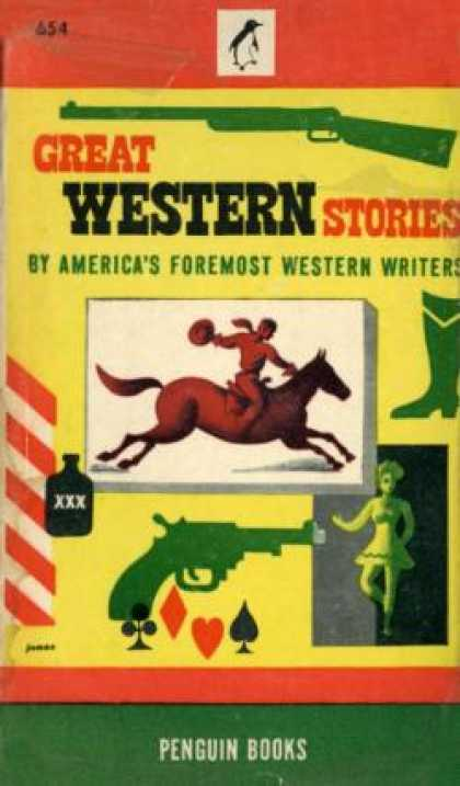Penguin Books - Great Western Stories
