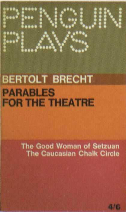 Penguin Books - Parables for the Theatre