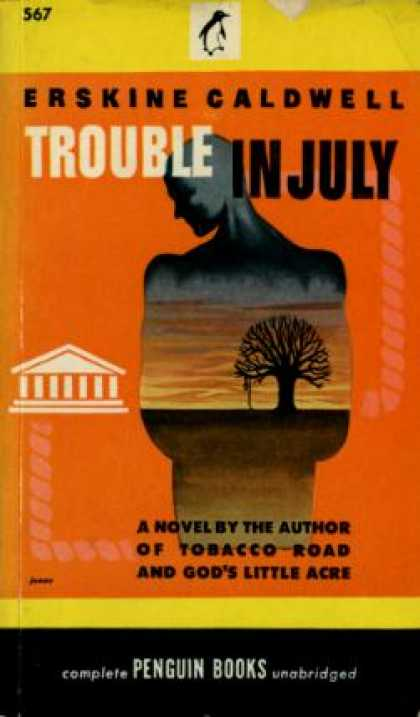 Penguin Books - Trouble In July
