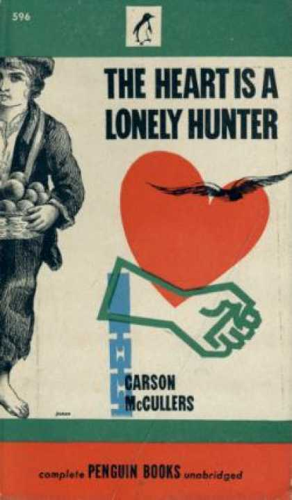 Penguin Books - The Heart Is a Lonely Hunter