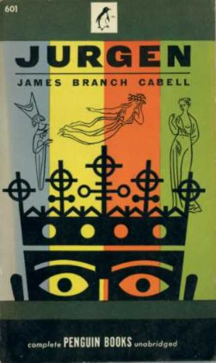Penguin Books - Jurgen: A Comedy of Justice - James Branch Cabell
