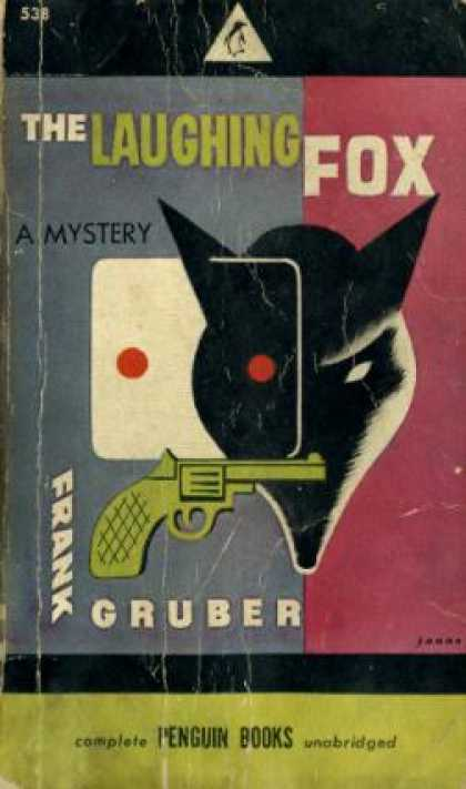 Penguin Books - The Laughing Fox - Frank Gruber