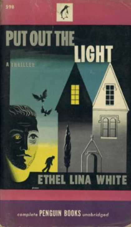 Penguin Books - Put Out the Light - Ethel Lina White