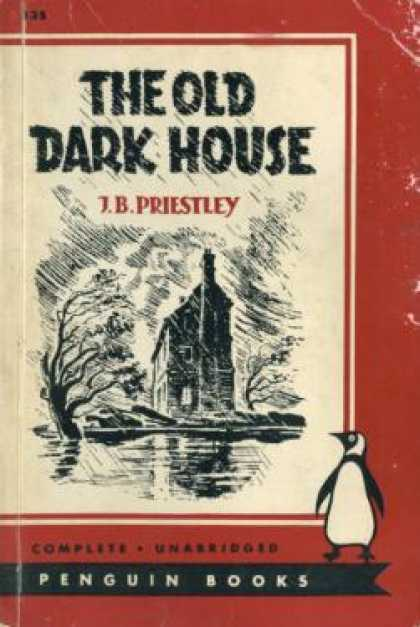 Penguin Books - The Old Dark House - J B Priestley