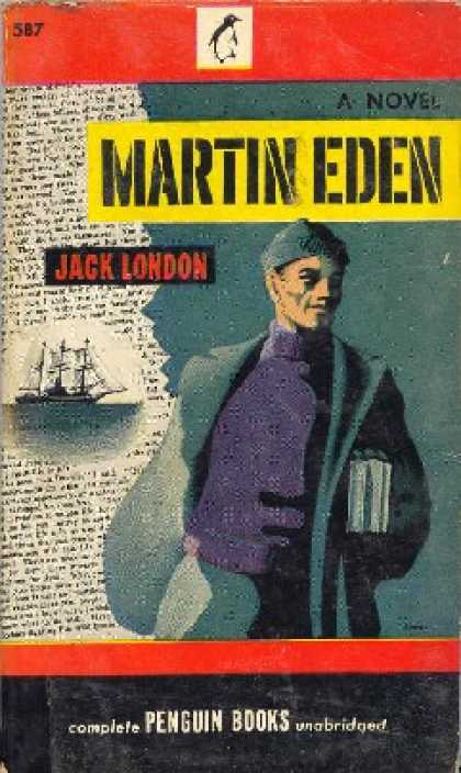 Penguin Books - Martin Eden, - Jack London