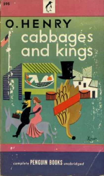 Penguin Books - Cabbages and Kings - O. Henry