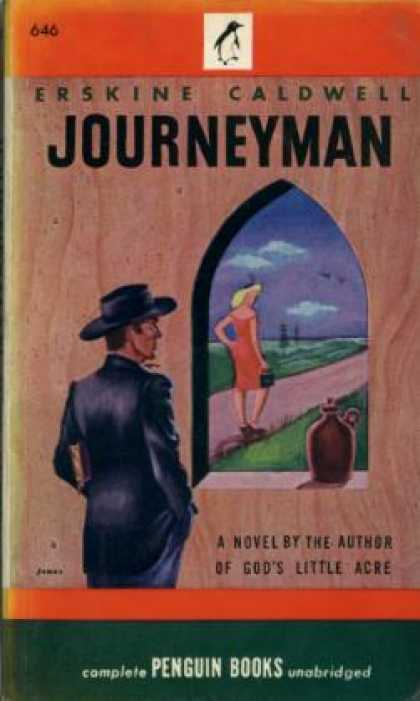 Penguin Books - Journeyman - Erskine Caldwell