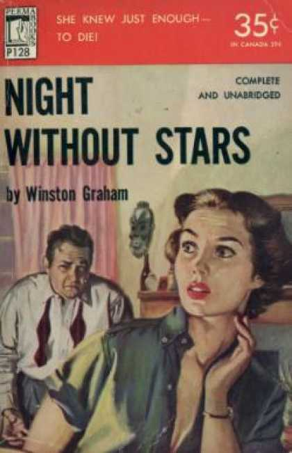 Perma Books - Night Without Stars - Winston Graham