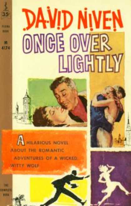 Perma Books - Once Over Lightly