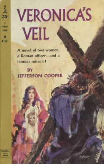 Perma Books - Veronica's Veil - Jefferson Cooper