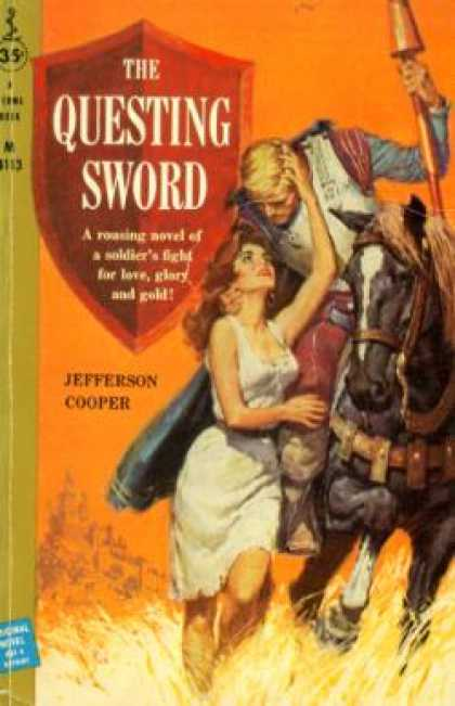 Perma Books - The Questing Sword - Jefferson Cooper