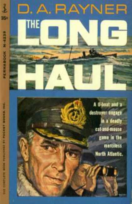 Perma Books - The Long Haul - D. A. Rayner