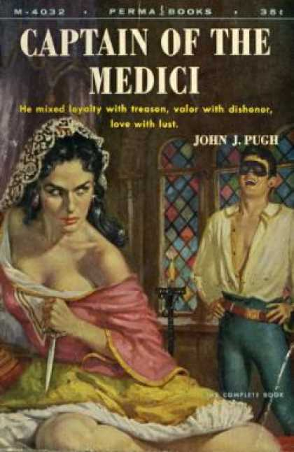 Perma Books - Captain of the Medici - John J. Pugh