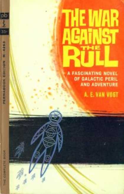 Perma Books - War Against the Rull 1st Edition Thus Permabook : A E Van Vogt