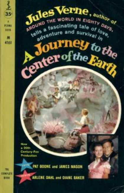 Perma Books - A Journey To the Center of the Earth - Jules Verne