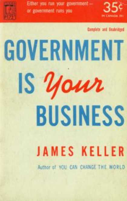 Perma Books - Government Is Your Business