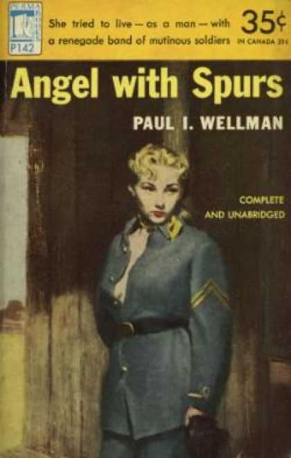 Perma Books - Angel With Spurs