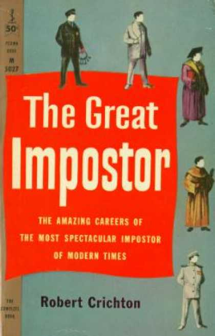 Perma Books - The Great Imposter