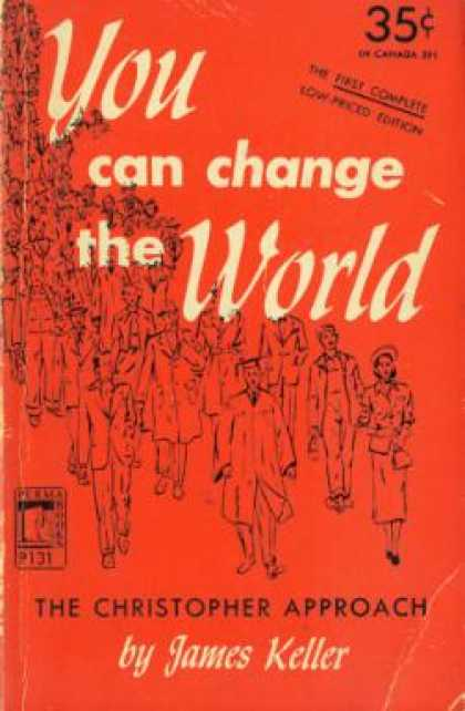 Perma Books - You Can Change the World! the Christopher Approach.