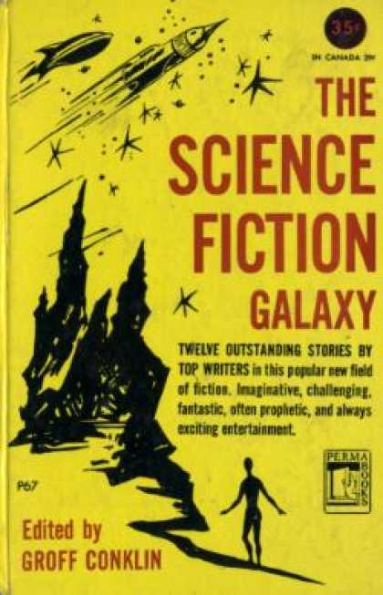 Perma Books - The Science Fiction Galaxy