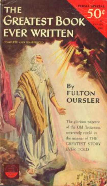 Perma Books - The Greatest Book Ever Written - Fulton Oursler