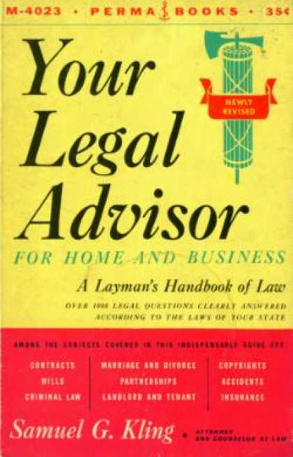 Perma Books - Your Legal Advisor