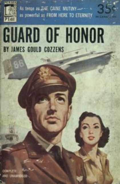 Perma Books - Guard of Honor - James Gould Cozzens