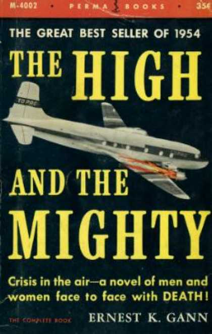 Perma Books - The High and the Mighty - Ernest K. Gann