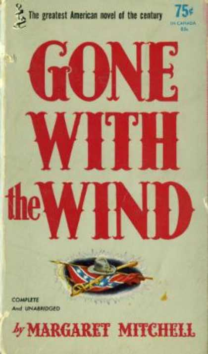 Perma Books - Gone With the Wind