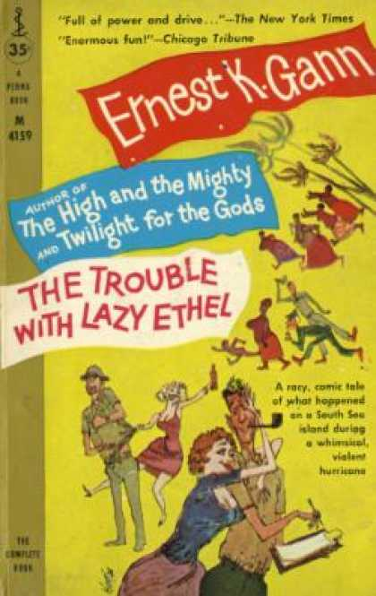 Perma Books - The Trouble With Lazy Ethel