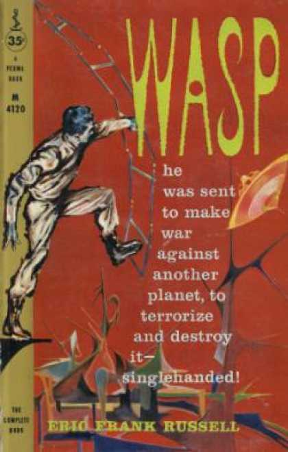 Perma Books - Wasp