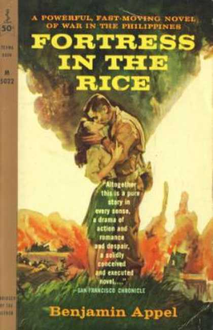 Perma Books - Fortress In the Rice - Benjamin Appel