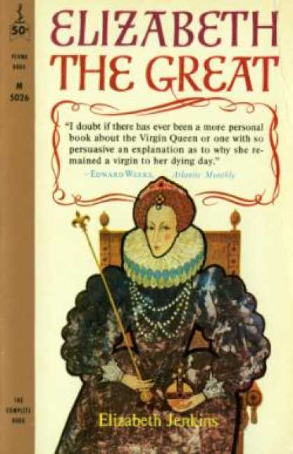 Perma Books - Elizabeth the Great - Elizabeth Jenkins