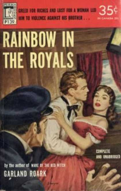Perma Books - Rainbow In the Royals - Garland Roark